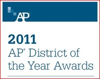 AP District Award Press Release