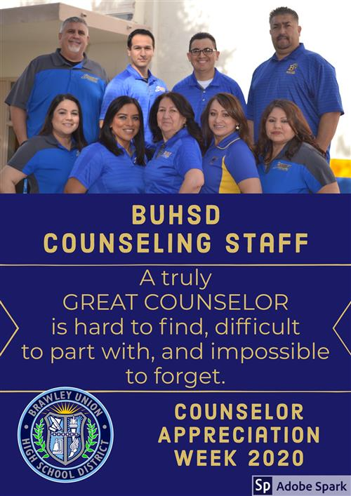 Counseling Page